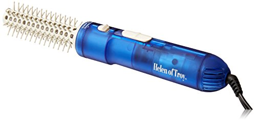 Helen of Troy 1579 Tangle Free Hot Air Brush, White, 3/4 Inch Barrel (Hot Air Hair Curling Brush compare prices)