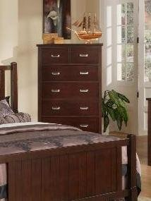 Brown Finish Chest