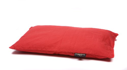 Artikelbild: Lex & Max 920/352/02 Tivoli Hundekissen, 100 x 70 cm, rot