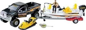 cabela 39 s ram fishing boat set toys games. Black Bedroom Furniture Sets. Home Design Ideas