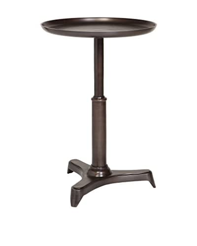 Prima Design Source Tray-Top Accent Table, Bronze