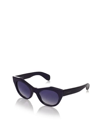 Givenchy Women's SGV 781 Sunglasses, Purple, One Size