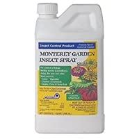 Monterey LG6135 Garden Insect Spray Contains Spinosad, 32-Ounce by Monterey