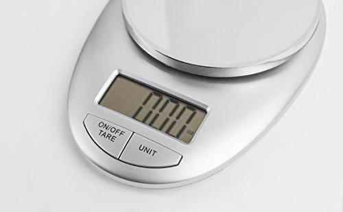 weighwizard professional digital kitchen scale for cooking