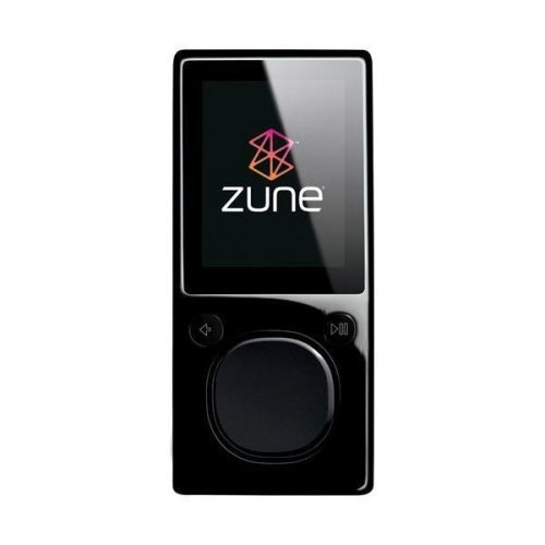Zune 16 GB Video MP3 Player (Black)