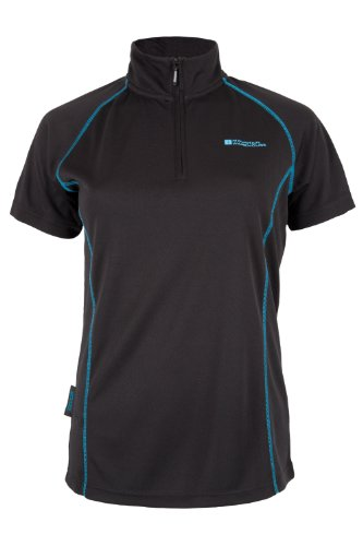 Mountain Warehouse Hiker Womens Short Sleeved Technical Top