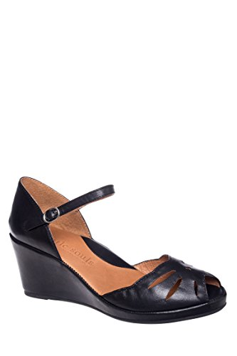 Logan Mary Jane Wedge Heel
