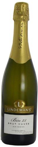 Lindemans Bin 25 Brut Cuvee Sparkling Wine 75cl (Case of 6)