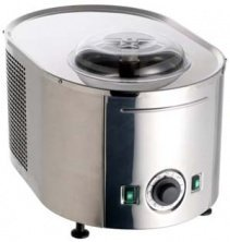 Lello 4080 Musso Lussino 1.5-Quart Ice Cream Maker, Stainless by Lello