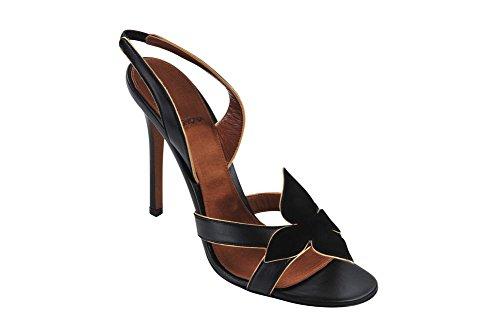 agnona-women-shoes-leather-black-39