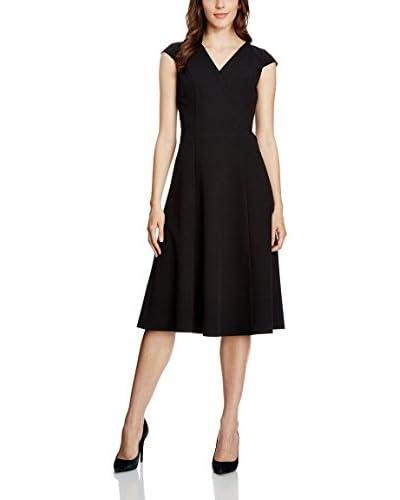 Nife Vestido Negro Brillo L (EU 40)