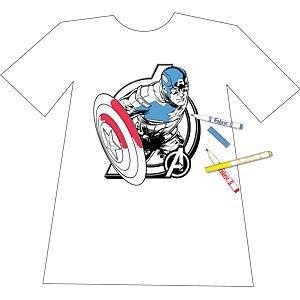 Avengers CYO Tshirt - 4/Pkg. - 1
