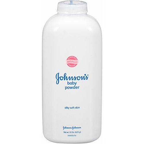 Johnson's Baby Powder 22 oz (Pack of 3)