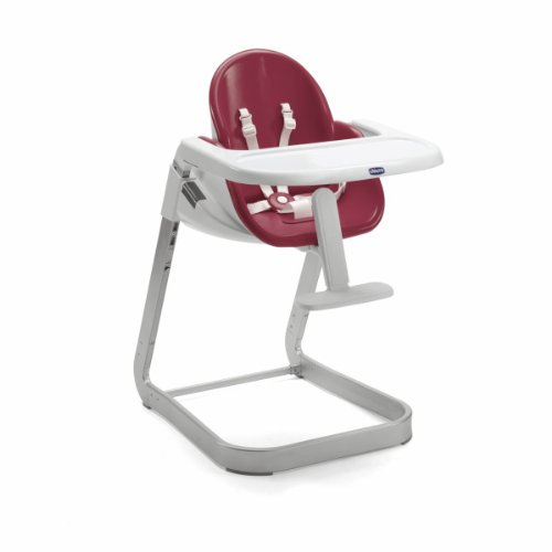 Chicco I-Sit Highchair (Red)