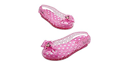 Light-up Minnie Mouse Shoes for Girls - Pink