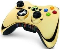 Special Edition Star Wars C-3po Xbox 360 Wireless Controller