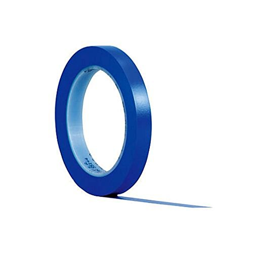 3MTM Fine Line Masking Tape Blue, 12 mm x 32.9 m Roll