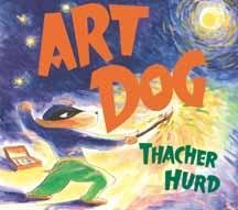 Image of Art Dog [With 4 Paperback Books]