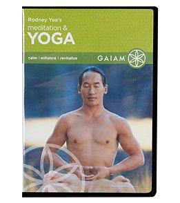 Yoga for Meditation [1996] [DVD] [NTSC]