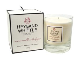Coconut Vanilla Blackpepper Soy Candle By Heyland Whittle by Heyland & Whittle