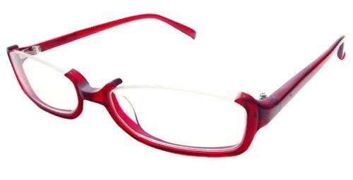 まどか「ほむらちゃんはメガネを付けると気弱になるんだよね!」