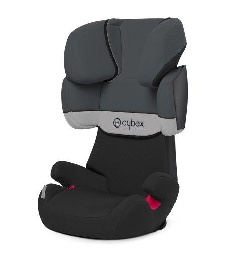 Cybex 514116011 Silver Solution X Seggiolino Auto per Bambini, Gruppo 2/3, Gray Rabbit/Dark Grey