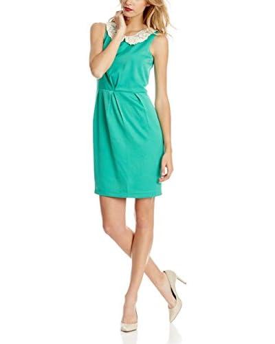 Trakabarraka Vestido Enebro Verde Agua S