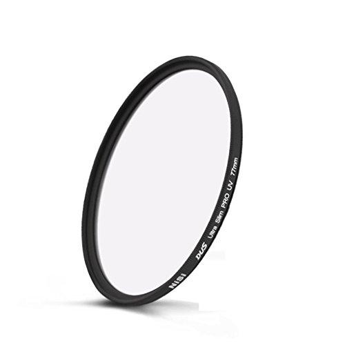 DELLT- Miroir UV 37 46 49 52 55 58 62 67 72 77 82 86 95 mm Filtre ( taille : 52mm )