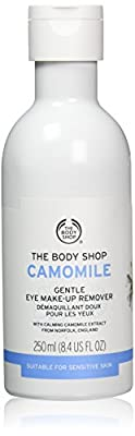 The Body Shop Camomile Gentle Eye Makeup Remover, 8.4 fl. oz. (Packaging May Vary)