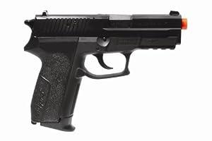 Soft Air Sig Sauer SP2022 Spring Powered Pistol, Black