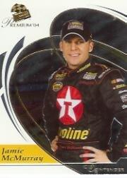 Buy 2004 Press Pass Premium #24 Jamie McMurray by Press Pass