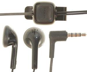 WH-102 / HS-125 Original Nokia Stereo Headset - Weiß, passend für 5630 XpressMusic, 5730 XpressMusic, 5800 Navigation Edition, 5800 XpressMusic, 6303 classic, 6303i classic, C1-00, C1-01, C1-02, C2-00, C2-01, C3, C3-01 Touch and Type, C5, C5-03, C6, C6-01, C7, C7 Astound, E5, E52, E55, E6, E63, E7, E72, E73 Mode, E75, N78, N79, N8, N81, N82, N85