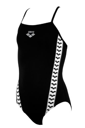 Arena Girl's Meteor Youth Racer Back Swim Suit