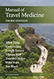 img - for Manual of Travel Medicine [ New Third Edition] book / textbook / text book