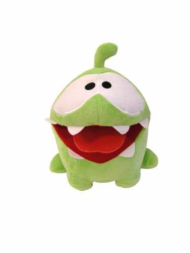 "Cut The Rope 8"" Hungry Om Nom Plush"