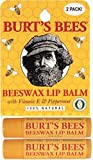 Beeswax Lip Balm 2 Pack 2 / 0.15 oz Balm