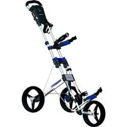 Bagboy Automatic Golf Pull Cart - Titanium One Size