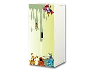 ... for the Children`s Cabinet STUVA from IKEA (Body: 60 x 128 cm) - SC08