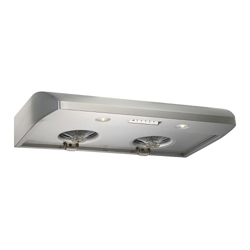 Contemporary Range Hood front-30890