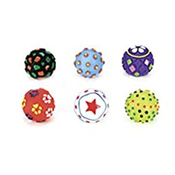 Ethical 2 inch ViNylon Puppy Ball Pack