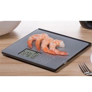 Taylor 1406SVEF Glass Nutritional Scale
