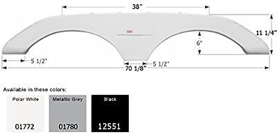 ICON Keystone Tandem Fender Skirt FS1772