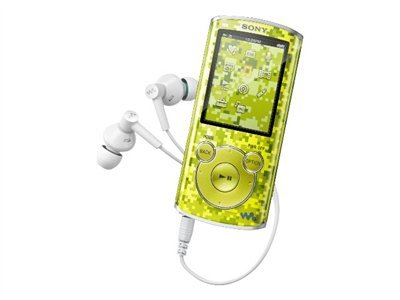 Sony NWZE464GRN Walkman MP3 player