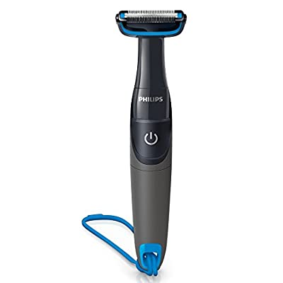 Philips BG1025/15 Body Groomer, (Black)