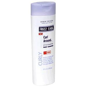 John Frieda Frizz-Ease Curl Around Style-Starting Daily Shampoo 10 fl oz (295 ml)