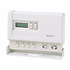Digital Thermostat - 850 Prog Heat/Cool Thermostat