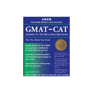 gmat-cat answers to the real essay questions arco Download and read gmat answers to the real essay questions arco gmat answers to the real essay questions gmat answers to the real essay questions arco.