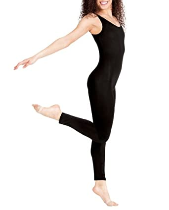 Buy Body Wrappers Tank Unitard BLACK XS by Body Wrappers