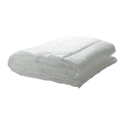Ikea Lightweight Comforter Warmth Rate 1 Twin Mysa Gras !!! Look