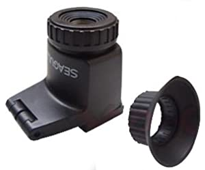 Seagull 2.3X Magnification Viewfinder for Canon, Nikon, Leica, Pentax, Minolta, Olympus SLR Cameras